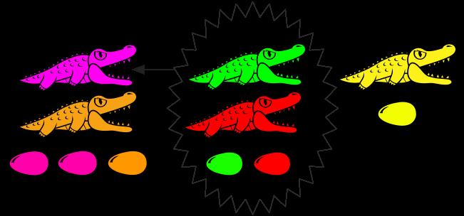 Alligator Eggs!