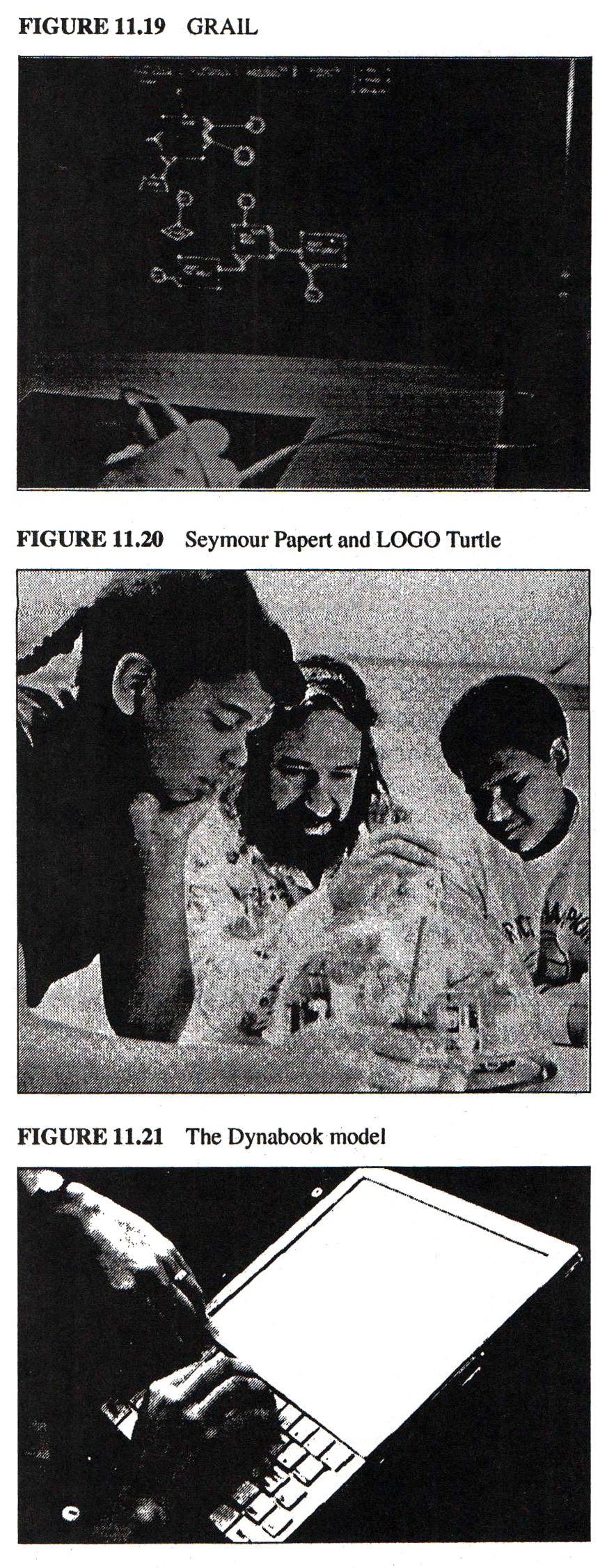 bbb483314e Grail, Seymour Papert and LOGO Turtle, The Dynabook Model